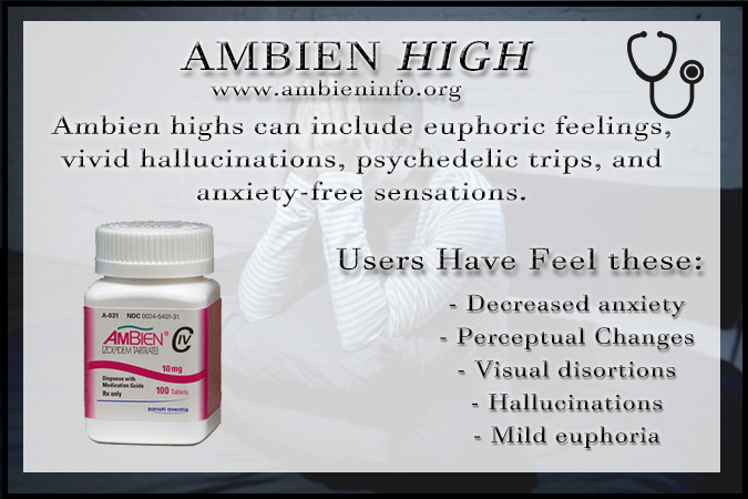 Ambien High