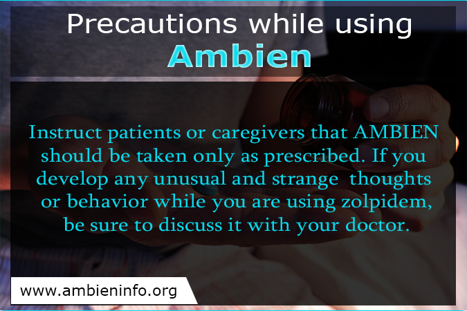 Precautions_while_using_Ambien
