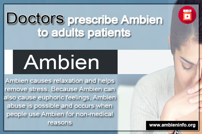 Ambien Prescription