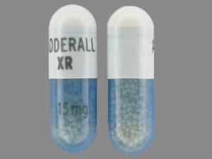 AdderallXR15mg