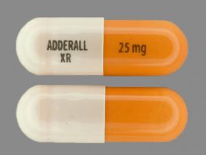 AdderallXR25mg